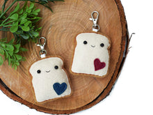 MRS. TOAST - | Keychain | Ornament | or | Magnet |