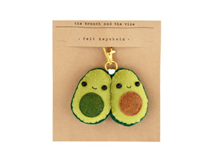 AVO DUO - GREEN - | Keychain | Ornament | or | Magnet |