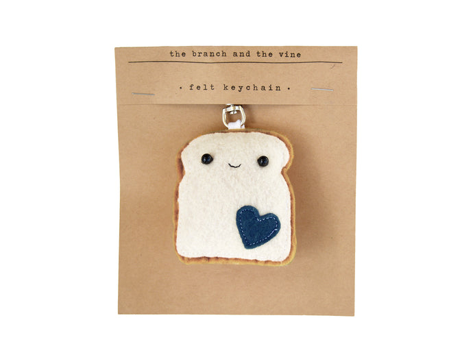 MR. TOAST - | Keychain | Ornament | or | Magnet |