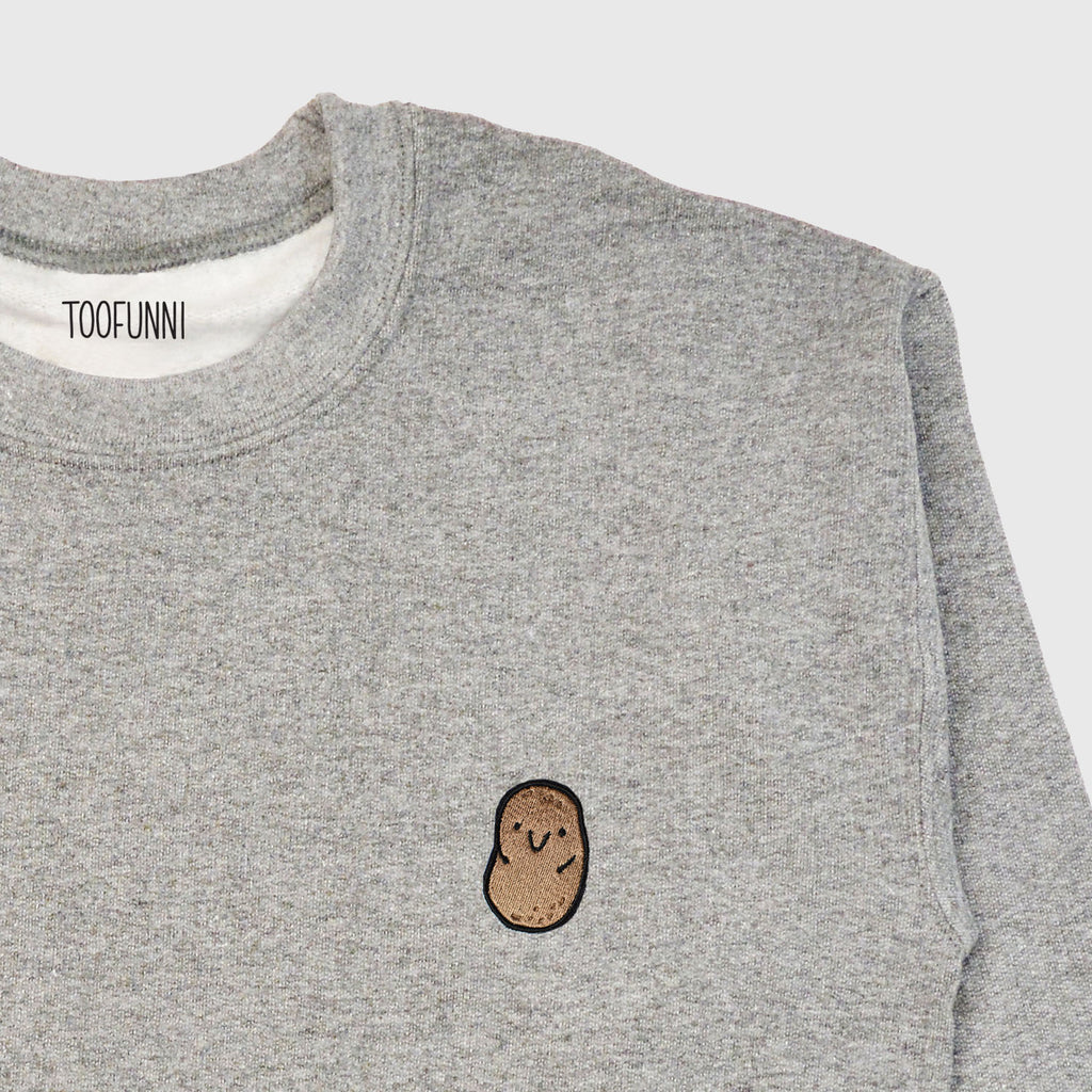 POTATO - Sweatshirt or Hoodie