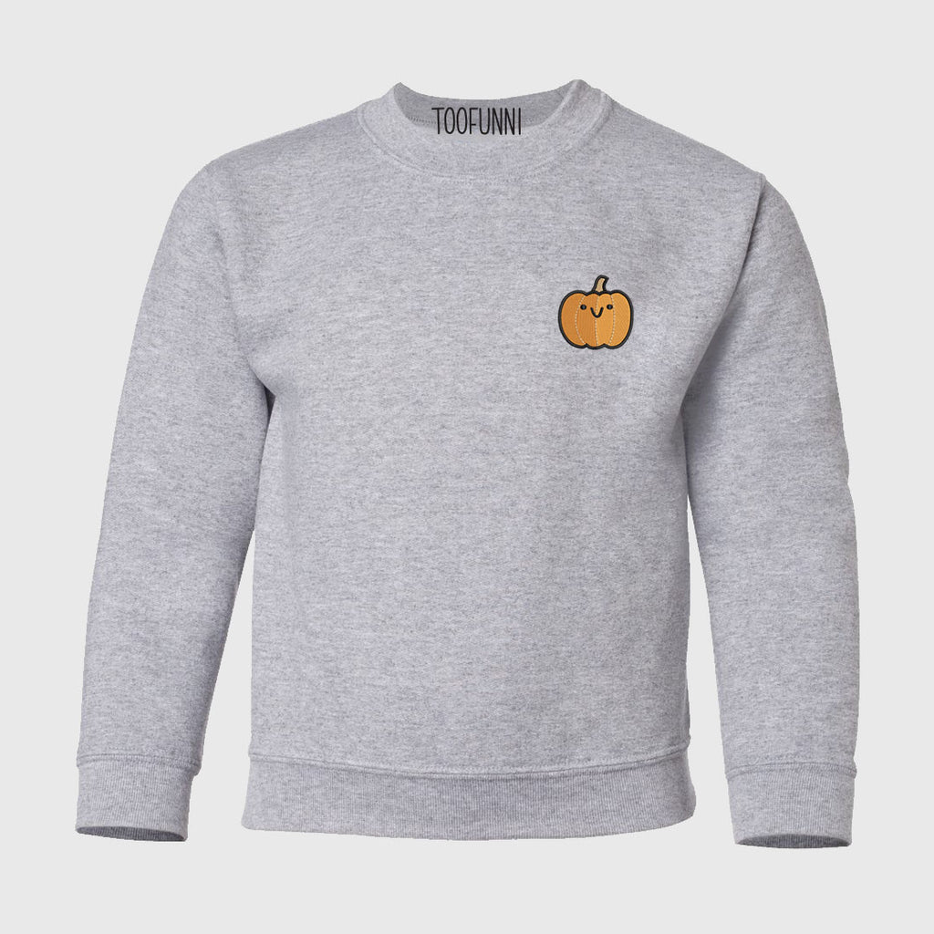ADD-ON to Photoshoot Box - PUMPKIN YOUTH Crewneck Sweatshirt