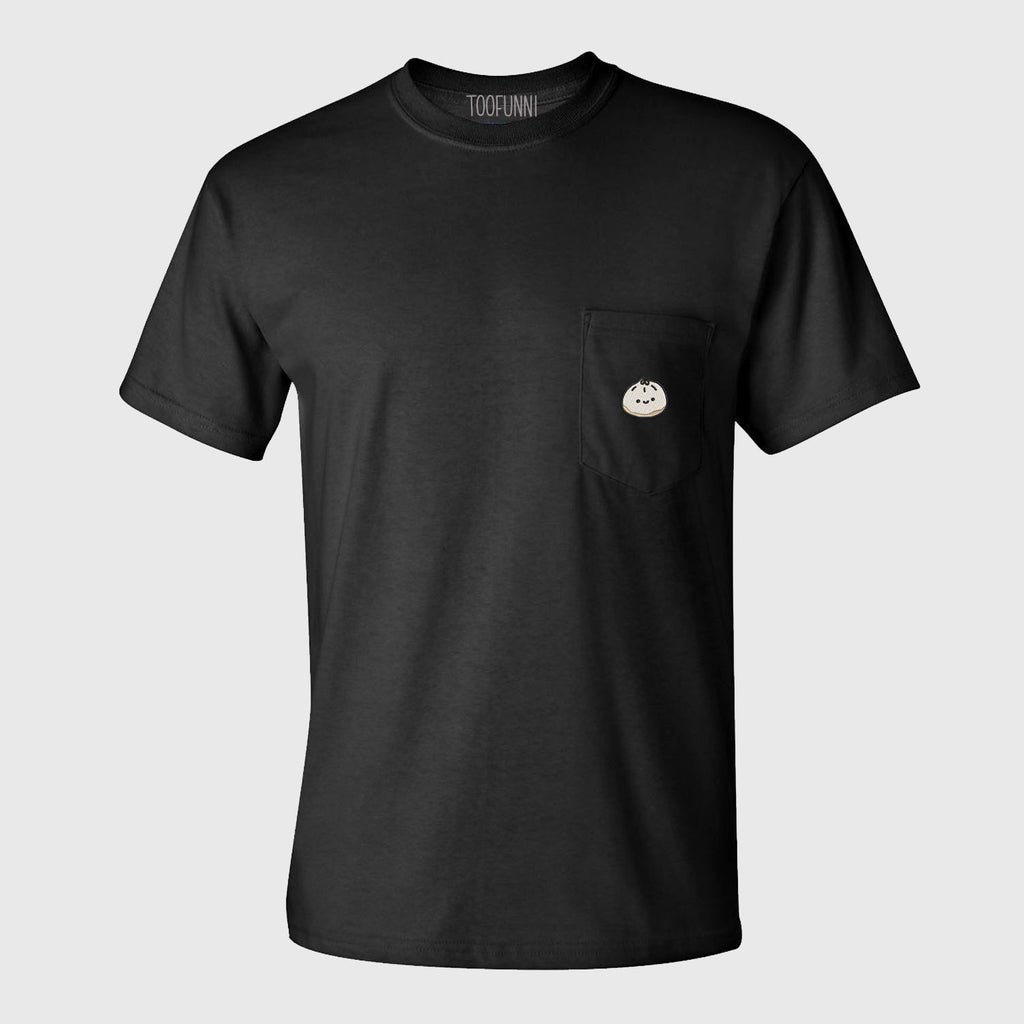 XLB DUMPLING - Pocket T-shirt