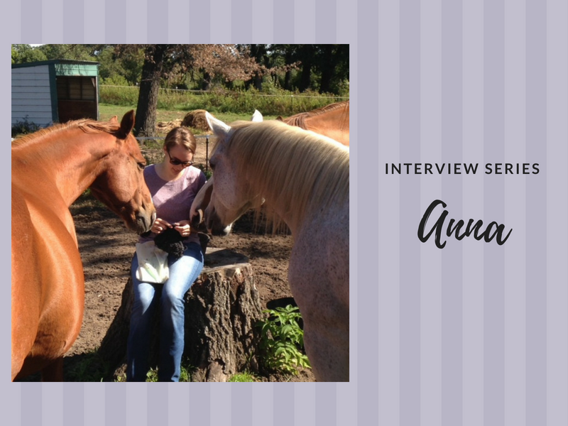 Interview Series: Anna