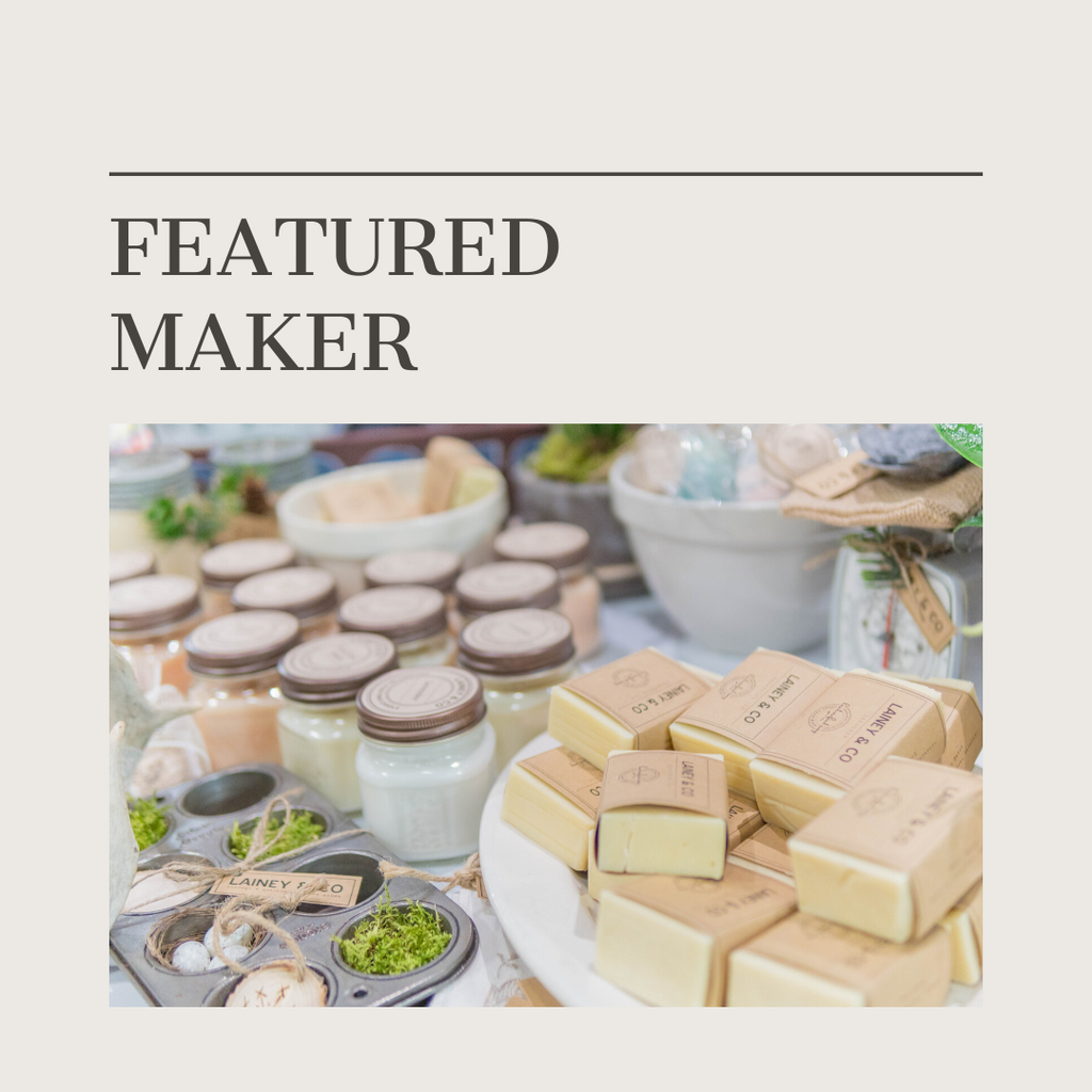 Featured Maker: Baker Bath & Body