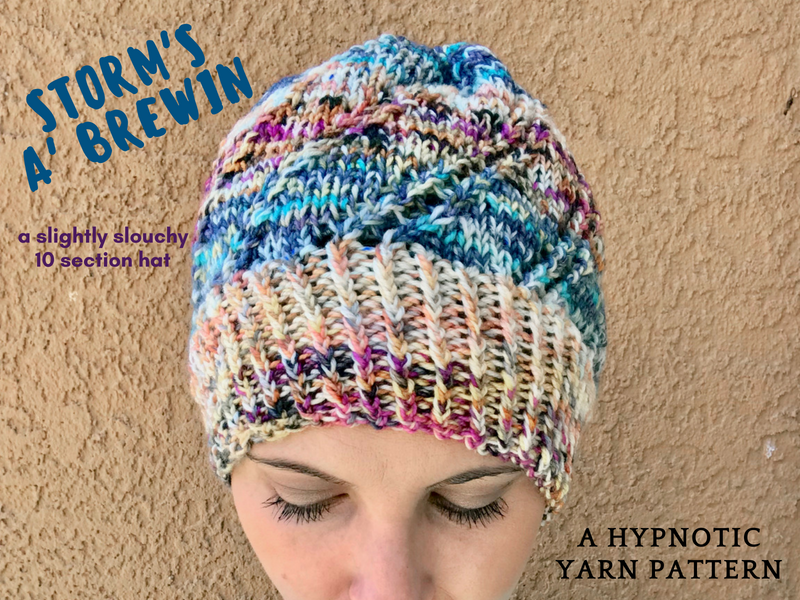 Pattern Release: Storm's A'Brewin