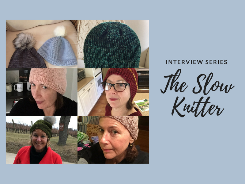 Interview Series: The Slow Knitter