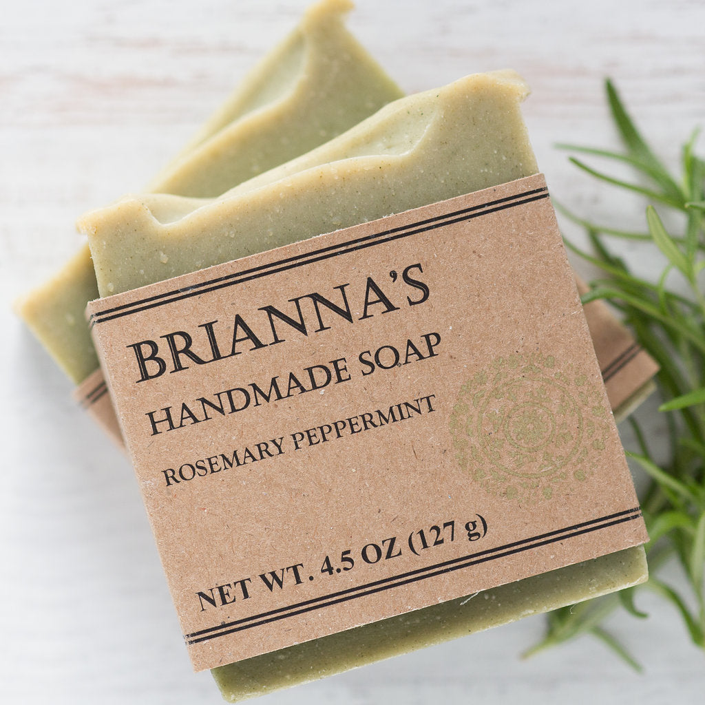 Featured Maker: Brianna's Soap