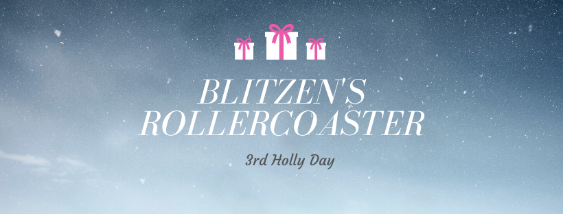 3rd Holly Day - Blitzen's Rollercoaster