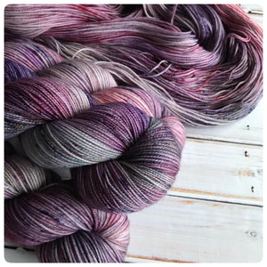 OOAK3, DK & Fingering-weight hand dyed yarn