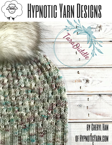 TaraDiddle Hat Pattern: Digital Download
