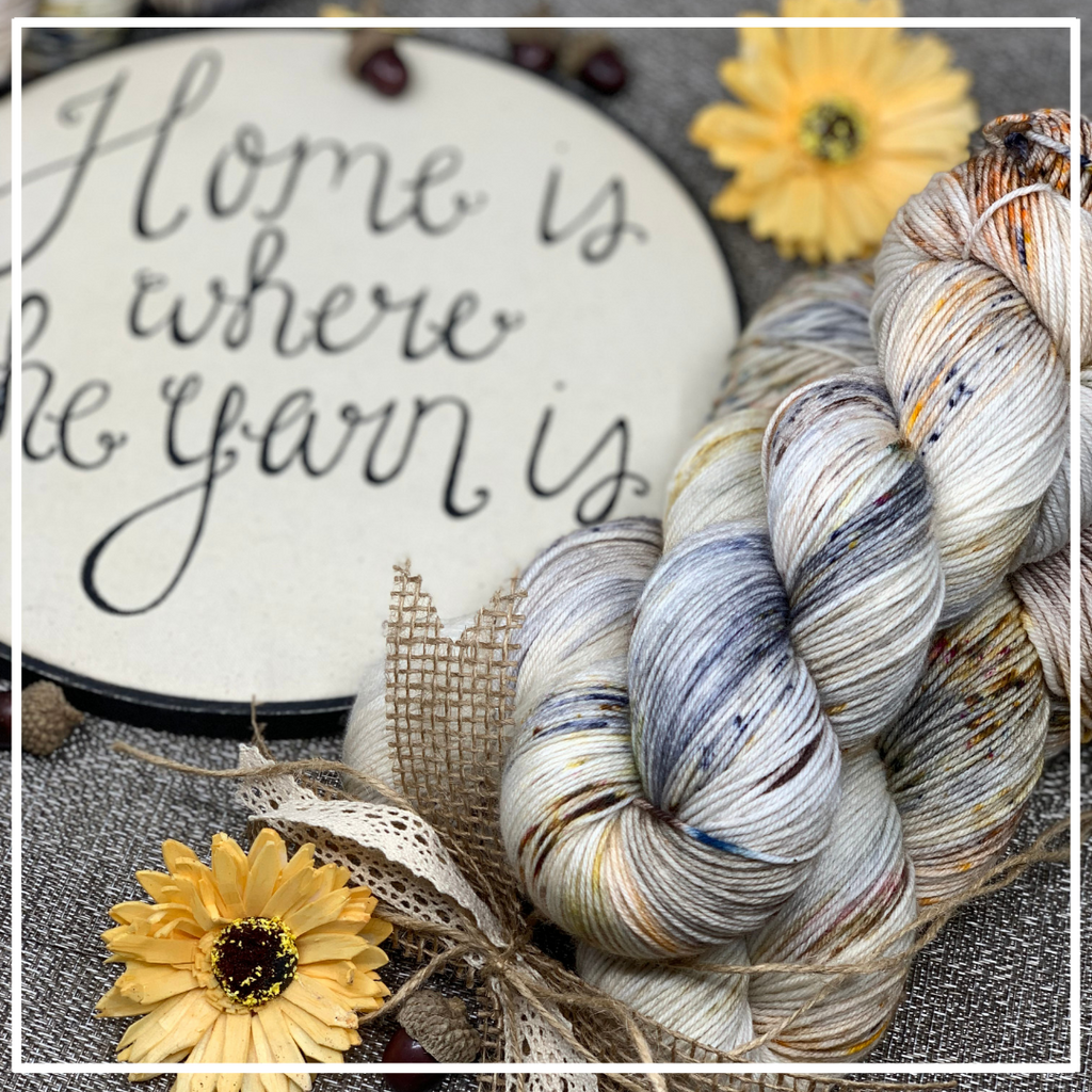 Home Is Where The Yarn Is Kit *PREORDER*