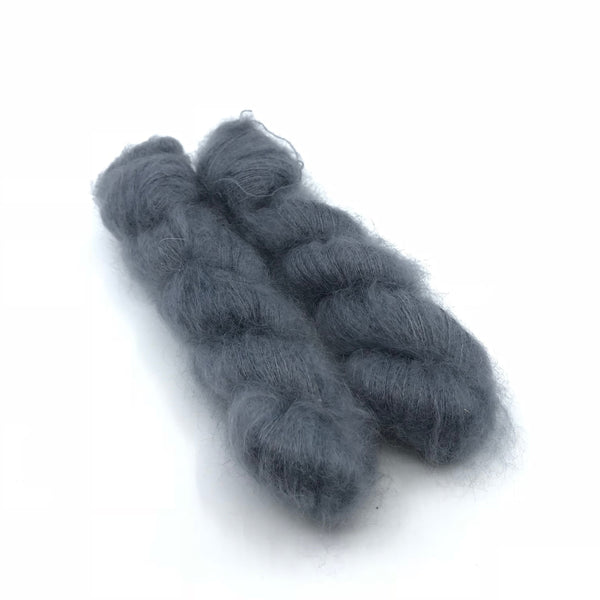 Mohair, Starless Night OOAK