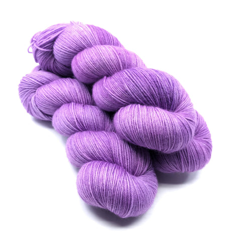 Imperial, fingering weight hand dyed yarn