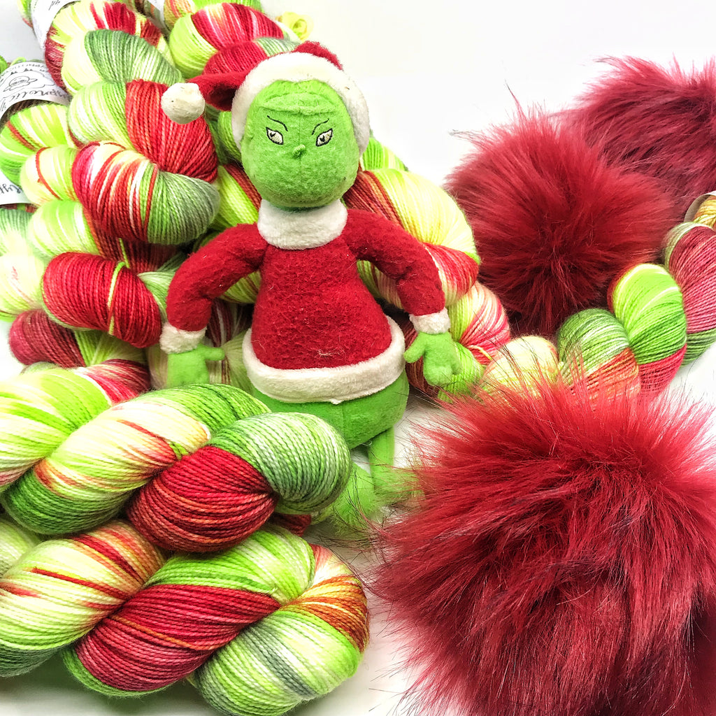 Sold Out * Grinchmas Set Preorder