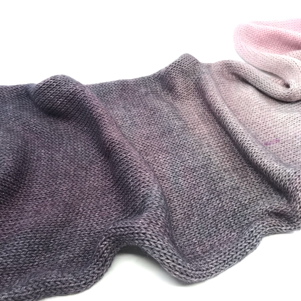 OOAK Gradient Sock Blank (Single Knit) *DISCOUNTED*