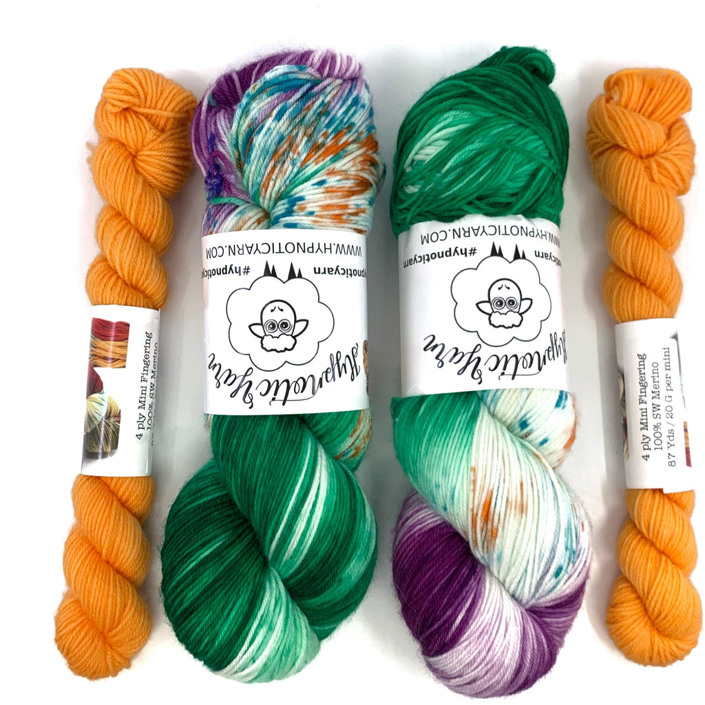 Coulrophobia (fear of clowns) Sock Set