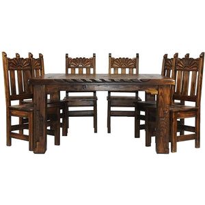 Southwest Square Dining Table