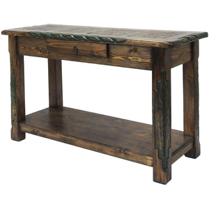 Southwest Sofa Table