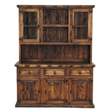 Oasis Medium Hutch & Buffet