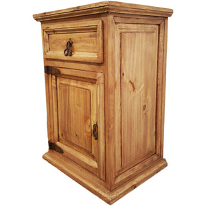 Traditional Tall Nightstand