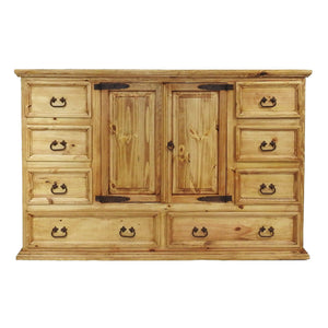 Houston Traditional Dresser