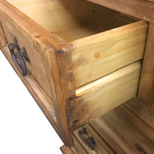 Traditional Short Chest of Drawers