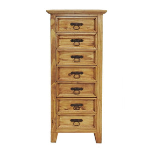 Thin Jewelry Chest of Drawers