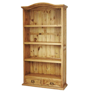 Traditional Small Bookcase