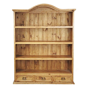 Traditional Medium Bookcase