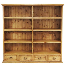 Traditional Large Bookcase