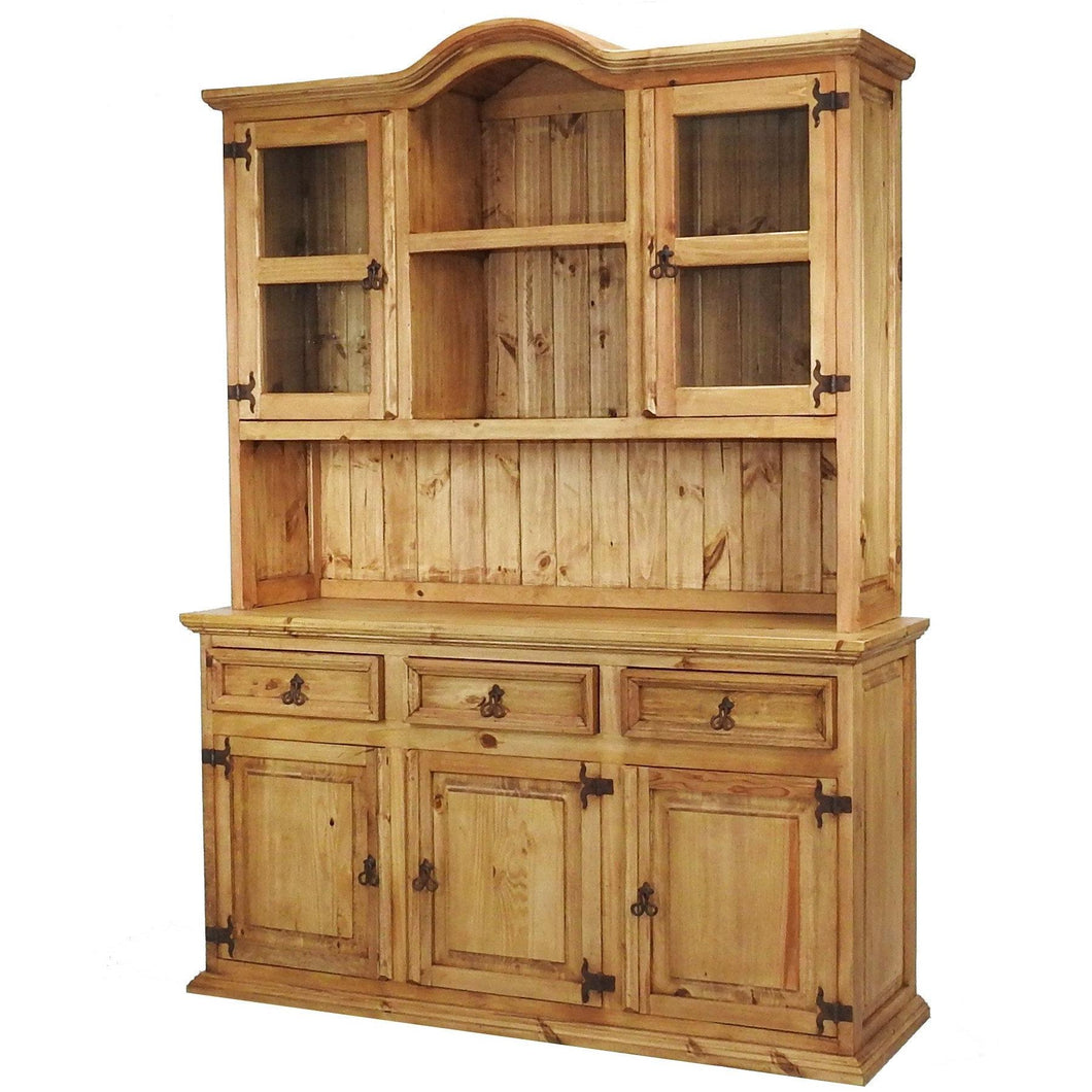 Traditional Medium Hutch & Buffet