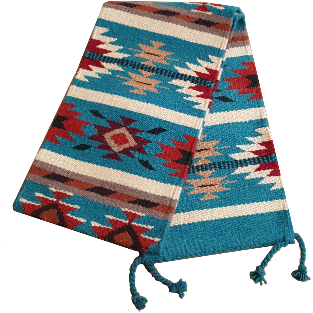 Southwest Wool Runner Teal