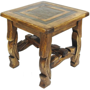 Yugo End Table