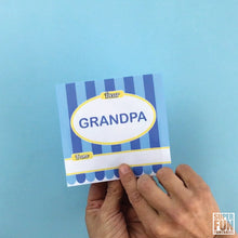 Fathers Day Explosion cards