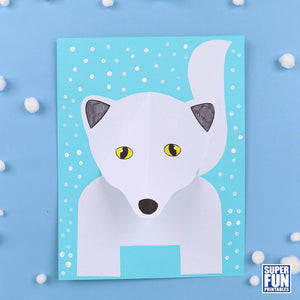 Winter paper craft bundle