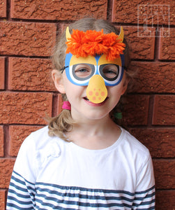 Halloween masks for kids