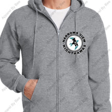 NVI Full Zip Hoody