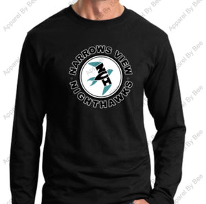NVI Jerzees Long Sleeve T