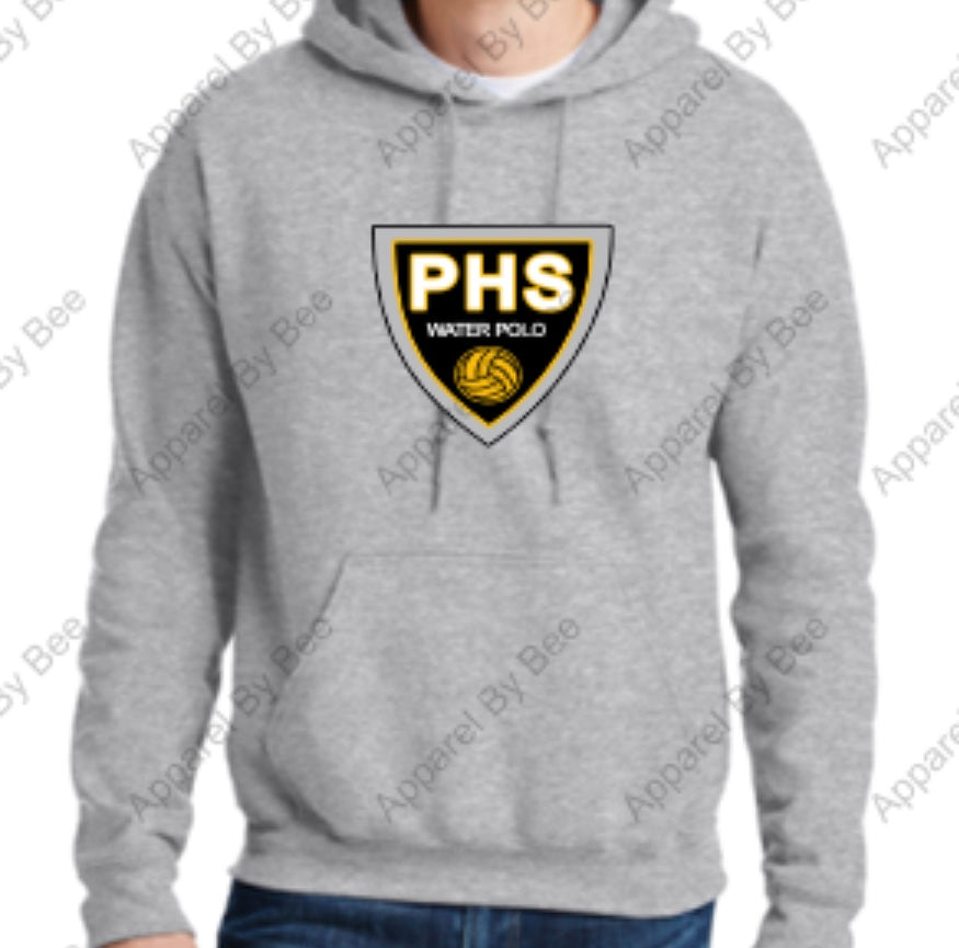 Puyallup Girls Water Polo Hooded Sweatshirt