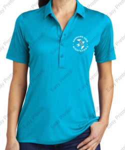 NVI Ladies Sport-Tek Posi-UV Pro Polo Shirt