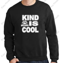 "Birchwood ""Kind is Cool"" Crew Neck Sweatshirt"