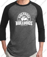 Birchwood Bulldogs Youth and Adult 3/4 Sleeve Sport-Tek Tee
