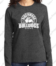 Birchwood Bulldogs Women's Port & Company Long Sleeve Tee