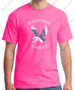 Evergreen Primary Youth and Adult T-Shirt