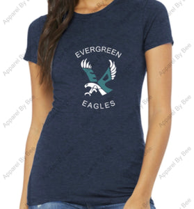 Evergreen Primary Bella + Canvas Short Sleeve Tee
