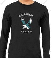Evergreen Primary Bella + Canvas Unisex Jersey Long Sleeve Tee