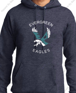 Evergreen Primary Hooded Sweatshirt