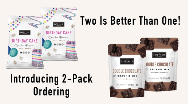 two pack ordering