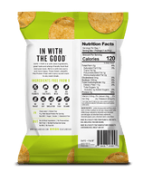 Sweet Jalapeño Pea Protein Chips