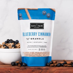 Blueberry Cinnamon Granola - 12oz. Pouch